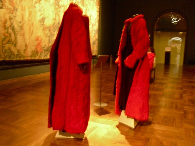 Tapestry gallery: Long coats