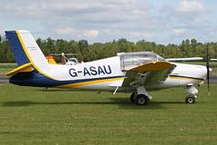 G-ASAU - 1962 build Morane Saulnier MS880B Rallye Club (egcc) Tags: club lincoln 179 rallye continentalmotors saulnier morane sturgate egcs gasau ms880b ms880