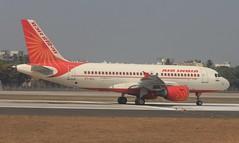 VT-SCL Airbus A319-112 (cn 3551) Air India.