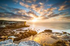 Sunrise at Potter Point, Kurnell (WT Journal) Tags: australia nsw sydney potterpoint kurnell sunrise sea ocean landscape nisi filters