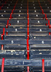 Number 1 Seat-5390 (Silva Image) Tags: boston cambridge fenway redsox