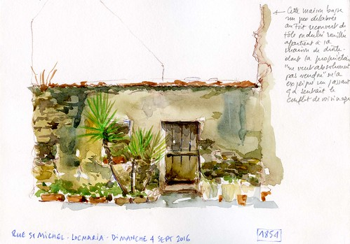 Maison à Locmaria