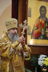 151. Church service in Svyatogorsk / Богослужение в храме г.Святогорска 09.10.2016
