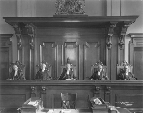 Judges - First Appellate Division - May 1923