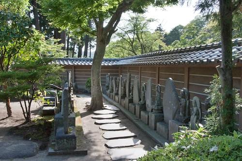 Hojo courtyard