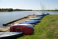 Forfar Loch (majacapix) Tags: sailing forfar forfarloch sailingboat