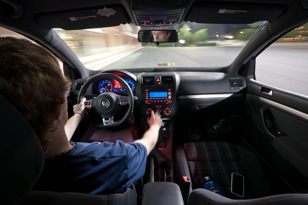 Golf 5 gti r32 interior