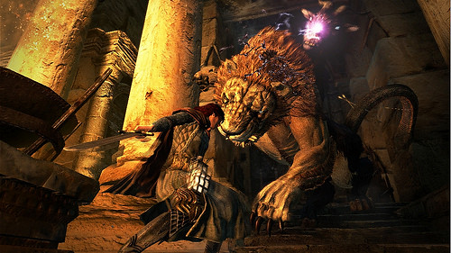 Dragon's Dogma for PS3_4