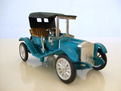 MAXWELL ROADSTER 1911 - NACORAL (RMJ68) Tags: cars toy 124 maxwell coches juguete 1911 roadster diecast scale124 nacoral