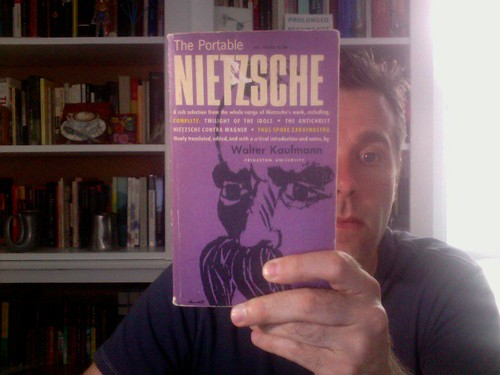 The Portable Nietzsche by Michael_Kelleher