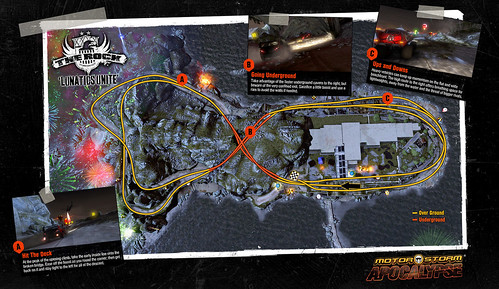 MotorStorm Apocalypse: The Rock - Lunaticsunite