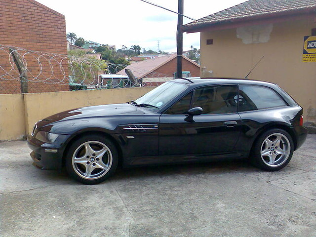 S50B32 M Coupe | Cosmos Black | Gray/Black | South Africa