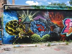 Kier (jaroh) Tags: graffiti utah cne saltlakecity kaw uti kier aod defstar 337wall