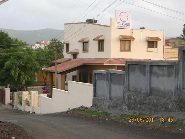 Wellness Club near Kumar Properties' Kumar Palmcrest, 2 BHK Flats, off Katraj Saswad Road, behind Savitiri Palace Mangal Karyalaya, on Khadi Machine Chowk (Kondhwa Road) to Undri Chowk, Pisoli Gram Panchayat, Pune 411 028