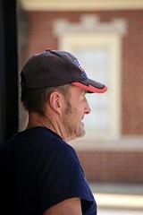 A Forgotten American (Alex E. Proimos) Tags: usa man america homeless poor american veteran unemployed struggling illness