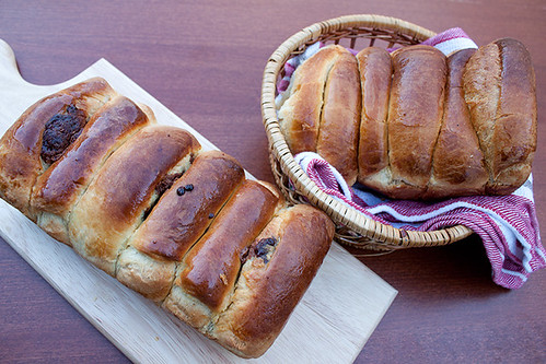 Chocolate Milk Bread