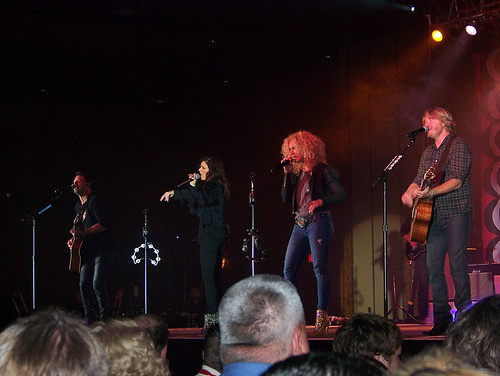 Little Big Town - Poultry Festival - Rogers, AR - 6/17/11