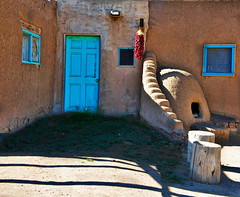 Morning light (Tati@) Tags: travel houses newmexico history nikon village clay adobe taospueblo d700 bestcapturesaoi elitegalleryaoi mygearandme mygearandmepremium mygearandmebronze gearandmebronze