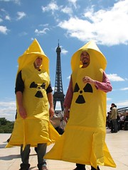 Nuclear Abolition Day 2011 in Paris