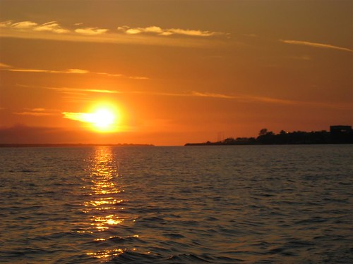 Sunset on Darwin Harbour