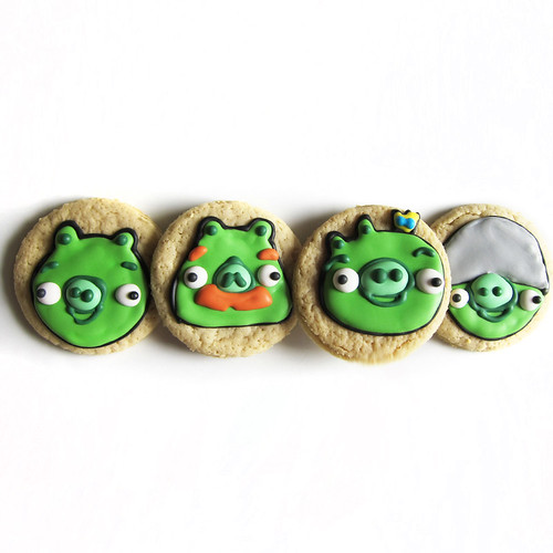 ANGRY BIRDS COOKIES 8