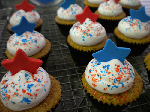 fourth of july cakes or cupcakes. 4th of July S#39;more Cupcakes