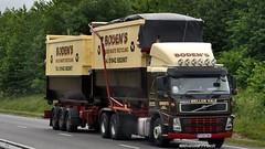 GB - Boden's Wood Waste Recycling Volvo FM 12-400 (BonsaiTruck) Tags: wood volvo camion trucks waste boden lorries lkw worldtruck