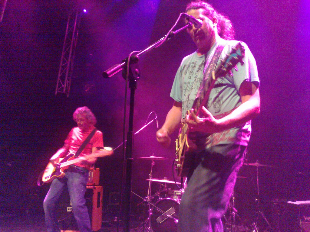 Meat Puppets at the Button Factory, by MacDara on Flickr.