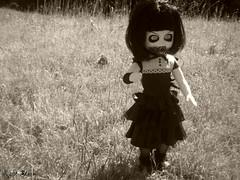 Day-walker ({Little Poison Cupcake}) Tags: dead living blood doll vampire gothic goth victorian horror fangs elanor livingdeaddolls daywalker sanguis