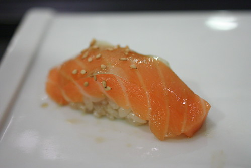 Sake (Salmon with White Kelp)