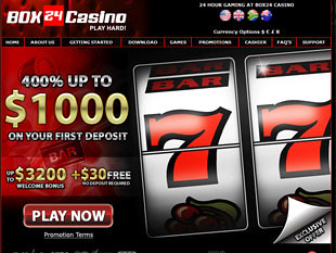 Box 24 Casino Home