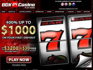 Box 24 Casino Home