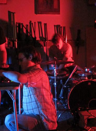 Open Sex. Bloomington IN, July 2011.