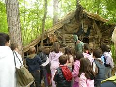 Il folletto e la fata (Familygo) Tags: travel italy kids children bambini viaggi piacenza viaggio castellarquato castellodigropparello