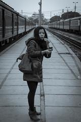 (vnkht) Tags: railroad blackandwhite bw station train ga lumix raw carriage snapshot platform railway panasonic vietnam railwaystation hanoi railwaytrack tone 2012 lightroom splittone selenium traincarriage vitnam dongda hni seleniumtone splittoning lx5 qun ngst hanoistation hanoirailwaystation nga gahni dmclx5 lightroom4 ngstvitnam gavinkwhite