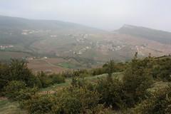 Vergisson vue du sommet de la roche de Solutré (Christophe Ramonet) Tags: solutre vergisson solutrepouilly