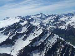Ridge and valley (MaxMnemonic) Tags: alps airplane switzerland flight ultralight glider spotting sailplane motorglider schaenis