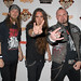 Evile, The Metal Hammer Golden Gods Awards at indigO2 London, England