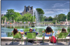 Kicking Back & Soaking Up The Sun... (scrapping61) Tags: park paris france fountain feast 2012 littleprince jardindestuileries tistheseason ourtime tuileriesgardens artdigital anawesomeshot sotn newreality scrapping61 awardtree tisexcellence showthebest daarklands trolledproud hypotheticalawards pastfeaturedwinner exoticimage primephotos pinnaclephotography poeexcellence digitalartscene netartii freeadmin