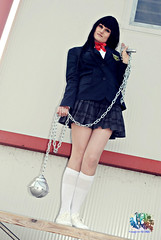 Gogo Yubari (Cosplayers Vicentini) Tags: cosplay gogoyubari