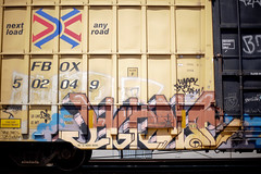HUNDUE GTB (ASideProject) Tags: graffiti graff streaks boxcars gtb freights monikers fbox hindue benchedinsoutherncalifornia 502049