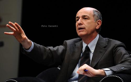 Corrado Passera @ Festival dell'Economia di Trento