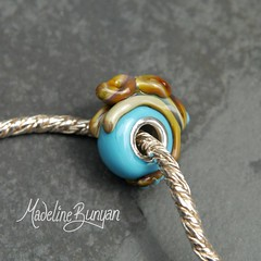 """Raku bunny on Turquoise • <a style=""""font-size:0.8em;"""" href=""""https://www.flickr.com/photos/37516896@N05/7413215900/"""" target=""""_blank"""">View on Flickr</a>"""