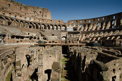 roman Colosseum 14 (deltaMike) Tags: italy rome colosseum
