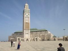 Hassan II Mosque (Casablanca, Morocco) (courthouselover) Tags: morocco maroc casablanca mosques المغرب almaghrib الدارالبيضاء grandcasablanca régiondugrandcasablanca grandcasablancaregion