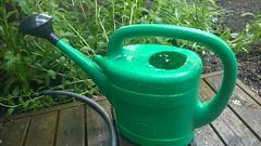 WP_20140525_10_49_22_Pro.jpg (hile) Tags: green water wateringcan watering wateringpot vihre kastelukannu