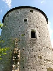 Malj grad - Rauberjev stolp