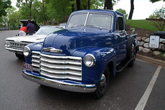1952 Chevrolet 3600 Pick-Up (DVS1mn) Tags: cars chevrolet car gm bowtie chevy carshow concoursdelegance generalmotors 10000lakesconcoursdelegance