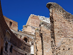 Tooth of time (Michal Hajek) Tags: d5500 nikkor 18140mm czphoto rome ruin colosseum
