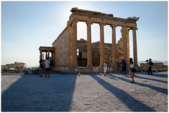 Erechtheion II (Armando Alvarez) Tags: atenas athens greece grecia acrpolis acropolis erecten erechtheion color colour architecture arquitectura nx300 travel viaje